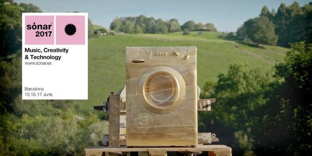 Una imagen de uno de los primeros vídeos promocionales del Sónar del próximo año