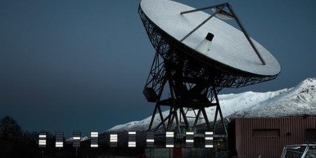 Un radiotelescopio sirve de imagen a la edición de este año del festival