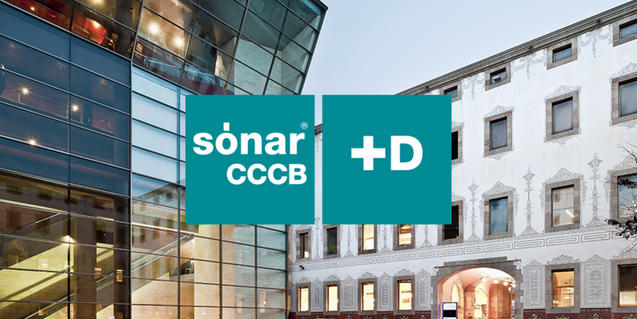 Relive the activities of the Sónar+D CCCB 2020