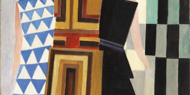 La artista Sonia Delaunay está presente en la nueva exposición temporal de la Fundació Miró