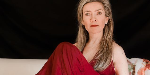 La soprano Patricia Caicedo