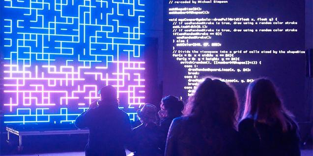 Björk, Daito Manabe, Ayah Bdeir o Dan Grey, alguns dels convidats a la cinquena edició del Sónar+D