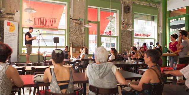 L'Speakers' Corner del XIII Obrador d'estiu
