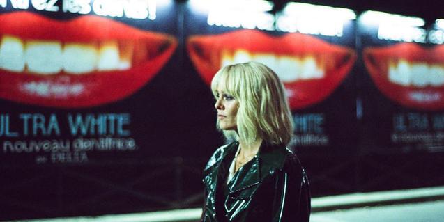 Fotograma de 'Knife + Heart', una de les pel·lícules que es poden veure a FilmIn