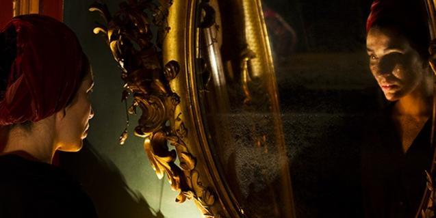 Imagen de promoción del musical 'Strange fruit'