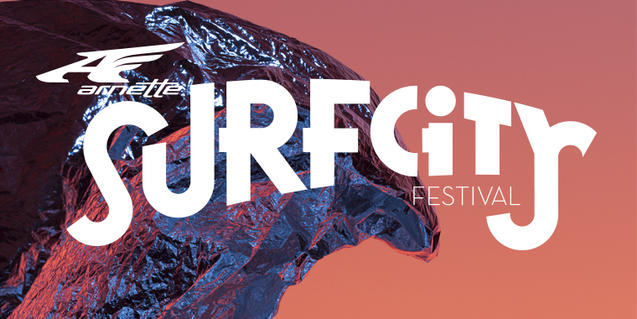 Surf and city come together at the festival