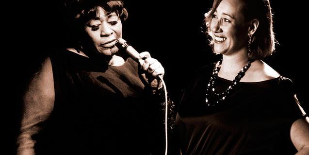 Susana Sheiman vs. Ella Fitzgerald