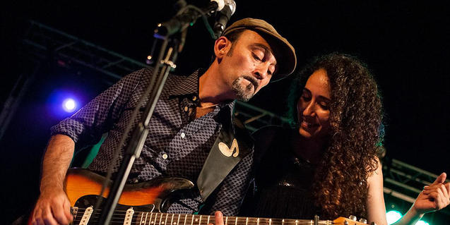 Sweet Marta & The Blues Shakers will be playing at Poble Espanyol on 16 August