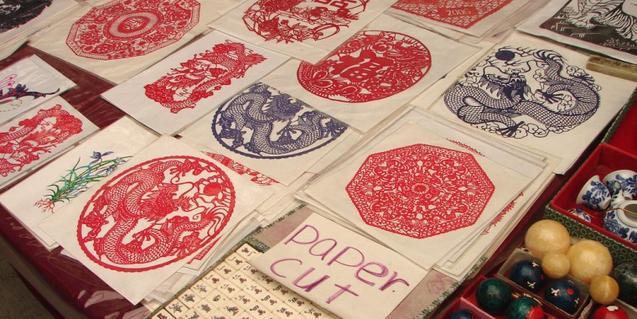 L'art de retallar paper a la Biblioteca Jaume Fuster