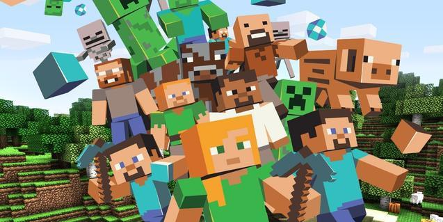 Ilustración de un videojuego