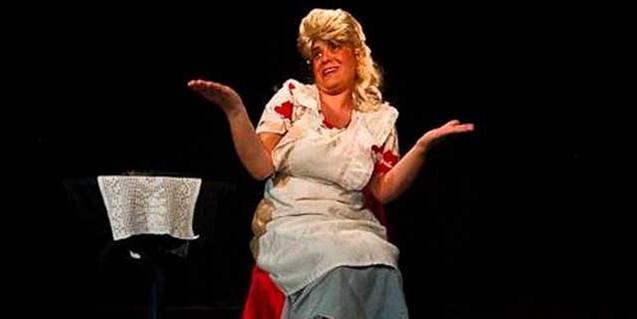 Mª Eugenia Casanova en '7 d'amor'
