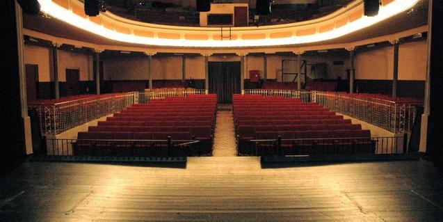El Teatro de Sarrià es una de las salas que participan en el ciclo de música 'Dones i Compositores'