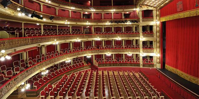 El Teatre Romea, en ple cor del Raval