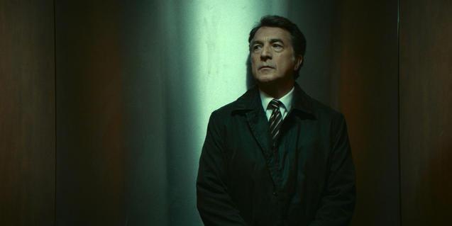 "Fotograma de la película ""Testigo"""