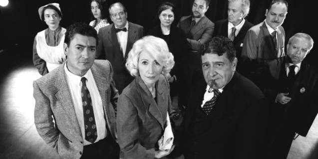 Los actores y actrices de 'Testimoni de càrrec'