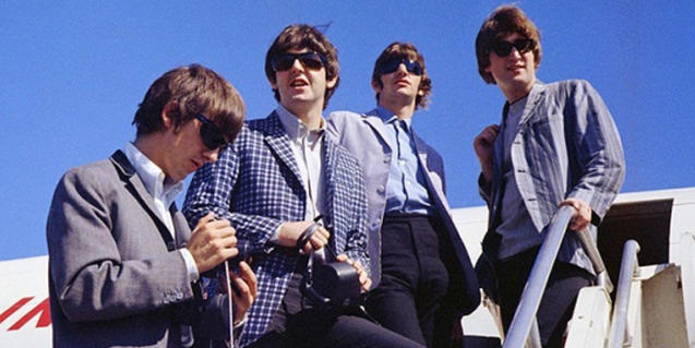 Una imatge del quartet de Liverpool