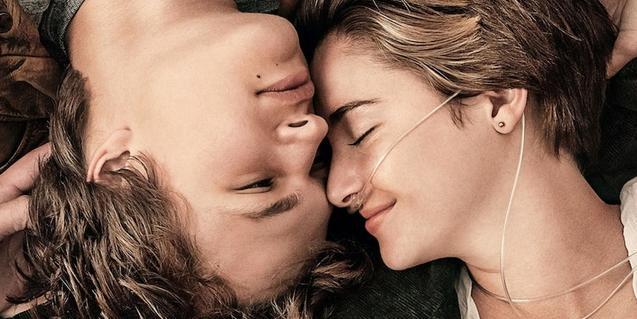 Fotograma de 'The Fault in Our Stars', pel·lícula que es podrà veure el 28 de juny