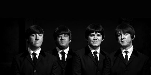 The Mersey Beatles offer a flawless imitation of Liverpool's most famous band