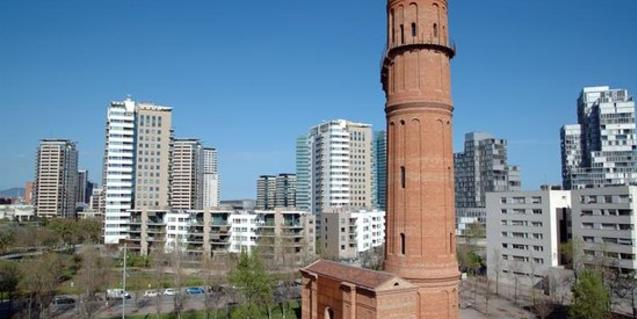Guided tours to the Torre de les Aigües del Besòs