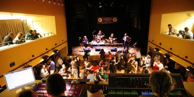 Un concert al Centre Artesà Tradicionàrius