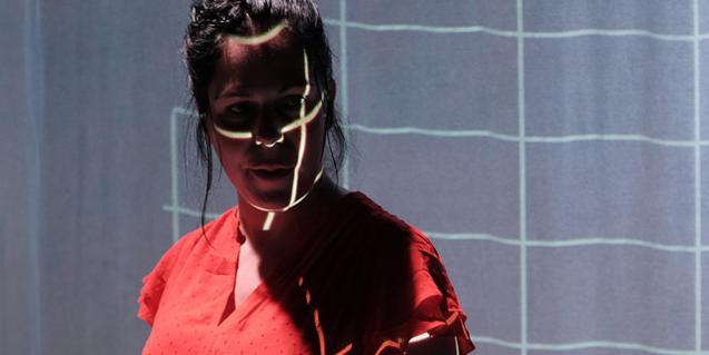 'Trans (més enllà)', muntatge que es podrà veure al Teatre Lliure de Gràcia del 10 al 12 de maig