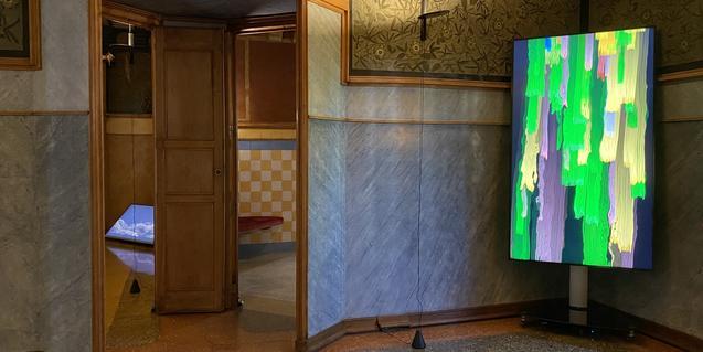 La exposición 'Travelling de olores', disponible hasta el 13 de diciembre en la Casa Vicens