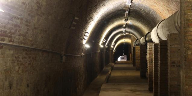 Túnel subterrani