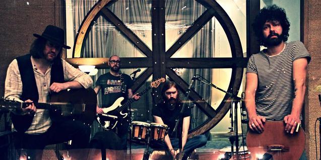 Un retrato de los componentes de esta banda británica de pop-rock