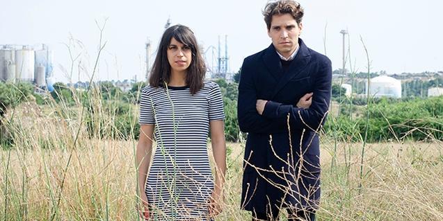Bàrbara Roig y Pau Ferran en una imagen promocional de la obra