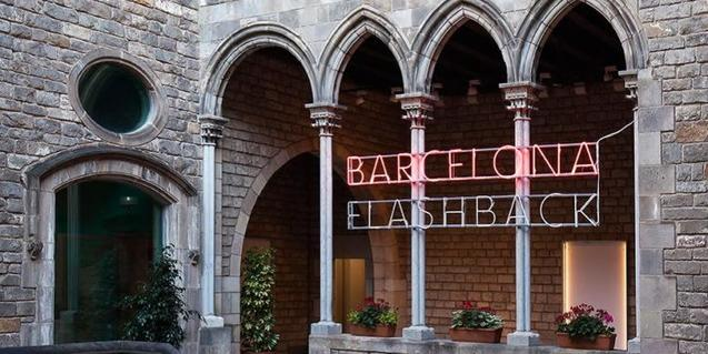 'Barcelona Flashback' al MUHBA, a la plaça del Rei