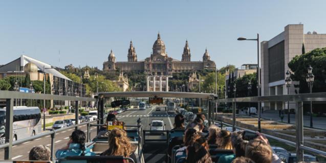 Barcelona Panoràmica route