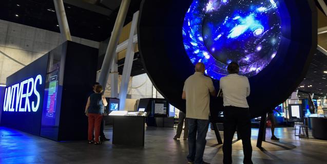 Universe, at CosmoCaixa