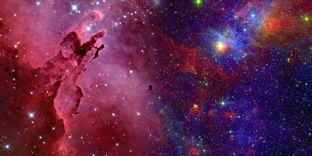 Una nebulosa
