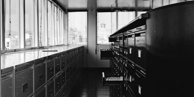 Arxiu Històric del COAC ©Oriol Maspons