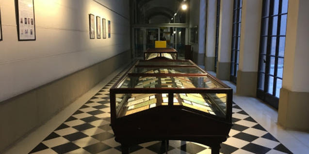 Al MVUB hi ha exposicions virtuals i col·leccions digitalitzades del patrimoni de la Universitat de Barcelona