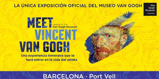 'Meet Vincent Van Gogh'