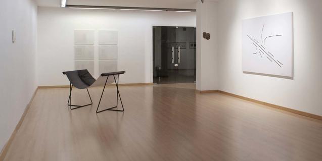 La muestra reúne unos treinta artistas contemporáneos