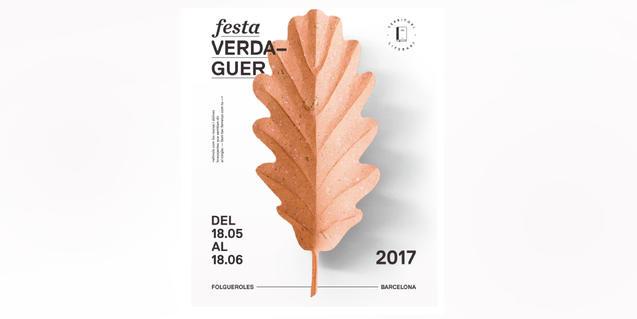 Cartel Festa Verdaguer