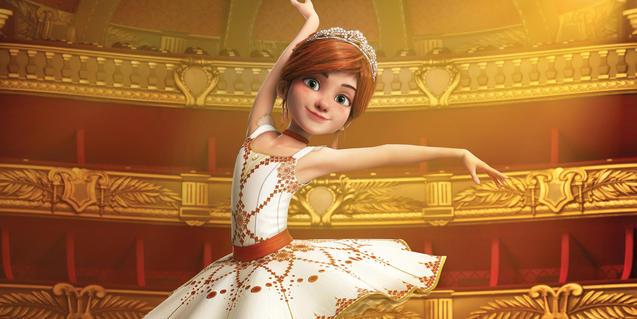 Una imatge de 'Ballerina'.