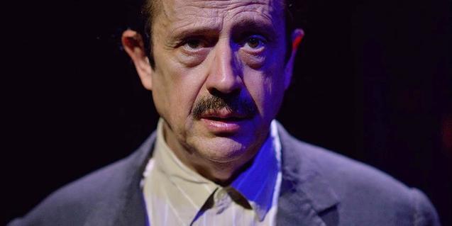 El actor Oriol Genís
