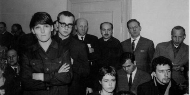 Alexander Kluge retrospective at La Virreina. © Archiv der Internationalen Kurzfilmtage Oberhausen