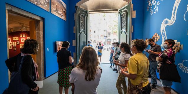 Una visita guiada a La Virreina Centre de la Imatge