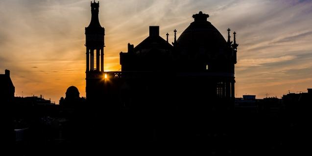 The Sant Pau Sunsets, a guided tour and a lied recital at the Recinte Modernista