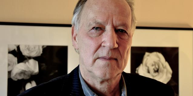 Werner Herzog, the star of this year's Kosmópolis