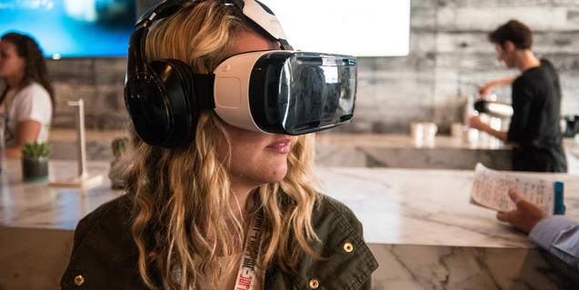 VsGames analitza les possibilitats de la realitat virtual
