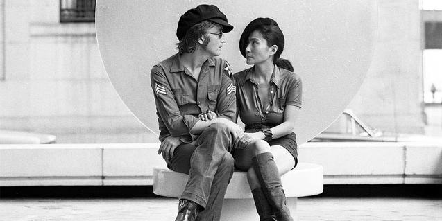 'John & Yoko: Above Us Only Sky'