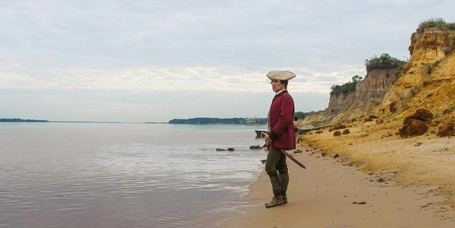 A still image from 'Zama', the film by Lucrecia Martel that will open the festival