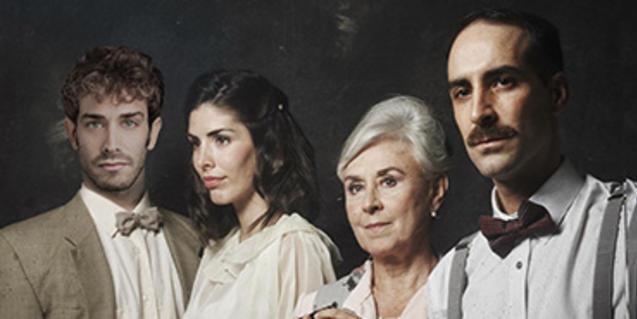 Actores y actrices de este espectáculo que se podrá ver en el Akadèmia
