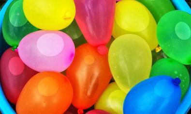 Globus d'aigua.