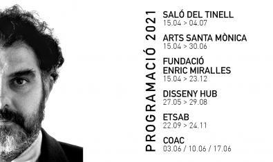 Activitats en homenatge a Enric Miralles